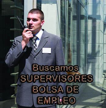 Buscamos Supevisores - Bolsa de Empleo