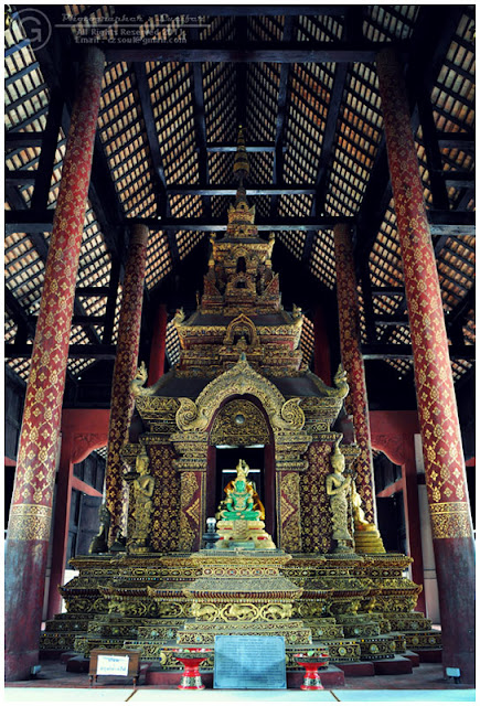 Photograph Emerald Buddha