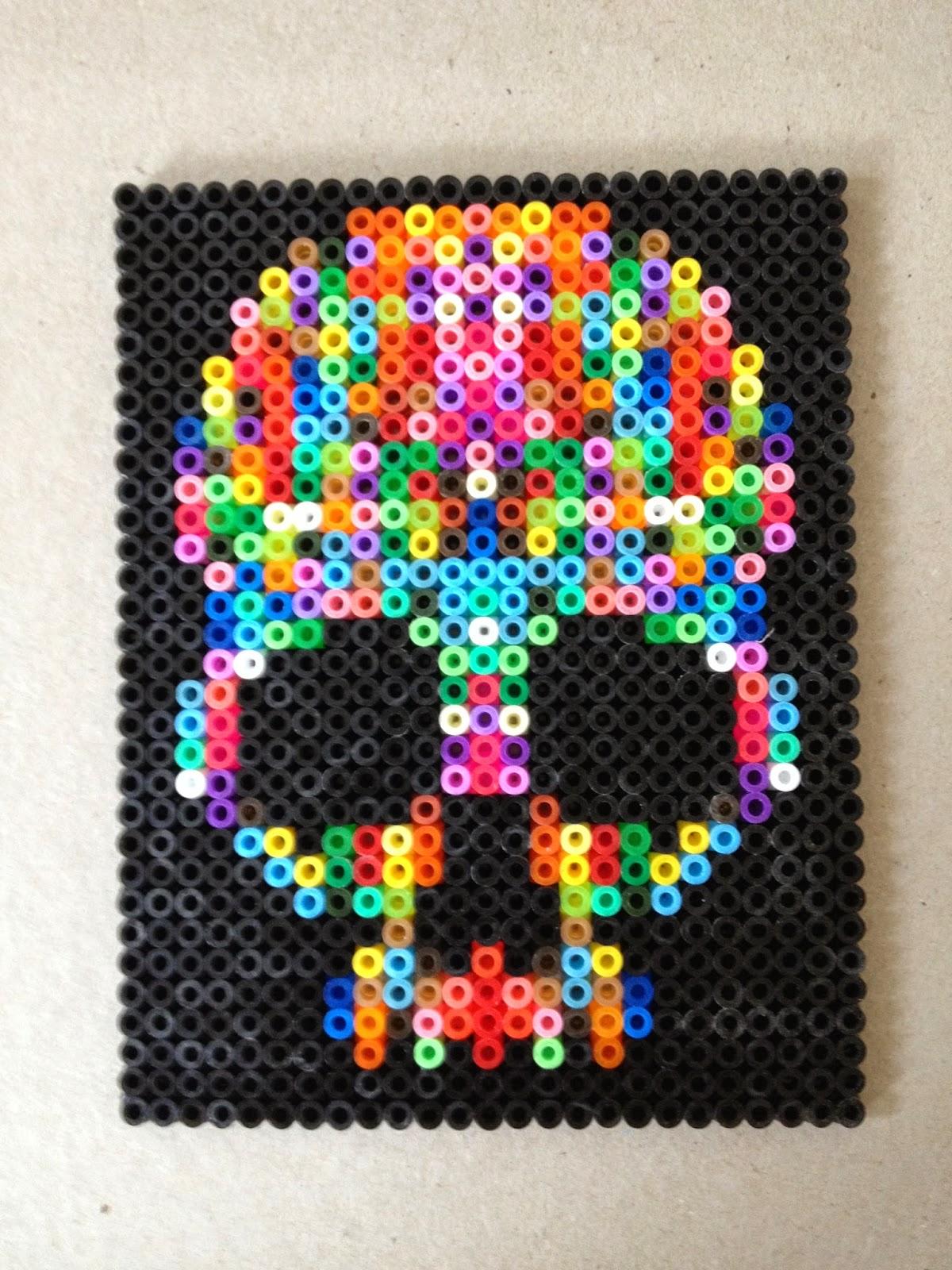 my rainbow crochet giant rainbow skull. Black Bedroom Furniture Sets. Home Design Ideas