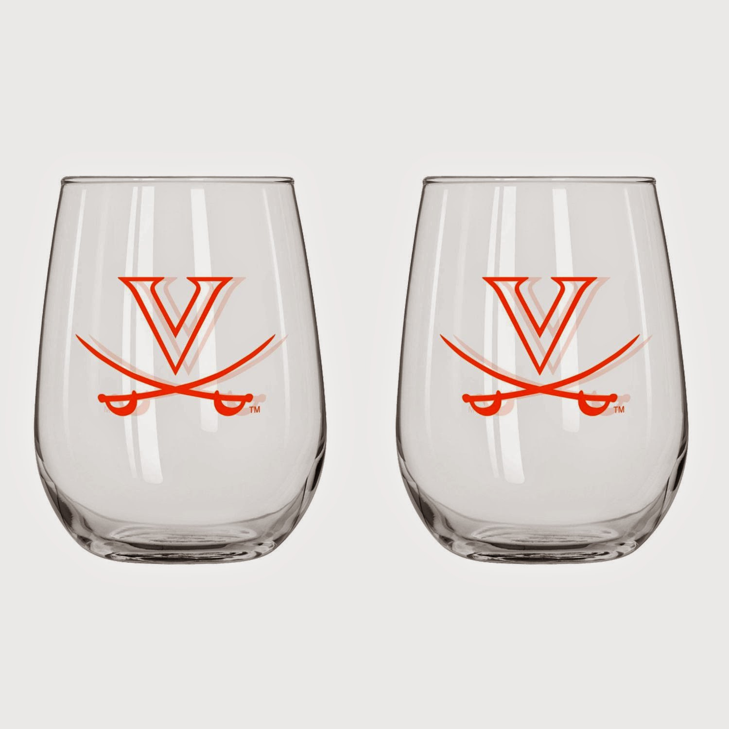 Virginia Cavaliers NCAA Glasses