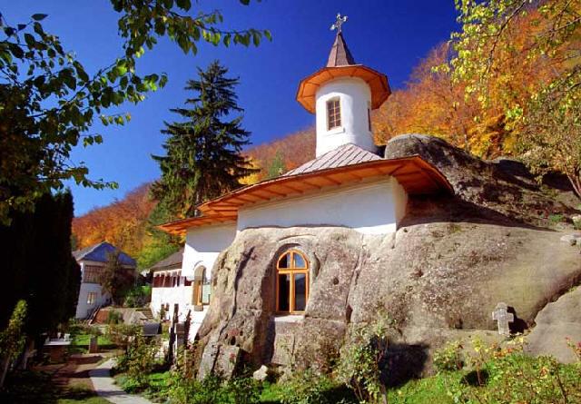 Namaiesti Monastery, Arges