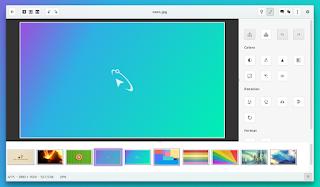 Ozon OS Hydrogen beta screenshots