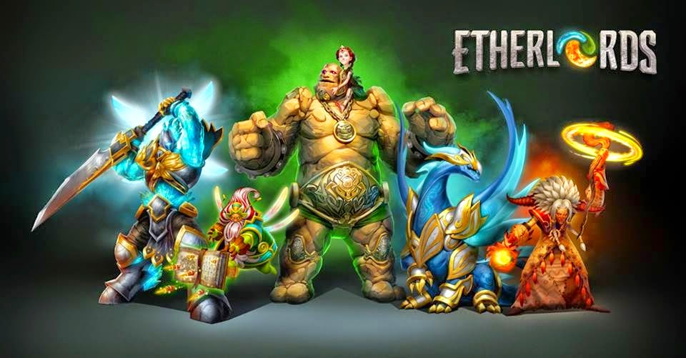 EtherLords MOD ( Unlimited Money ) Apk + Data
