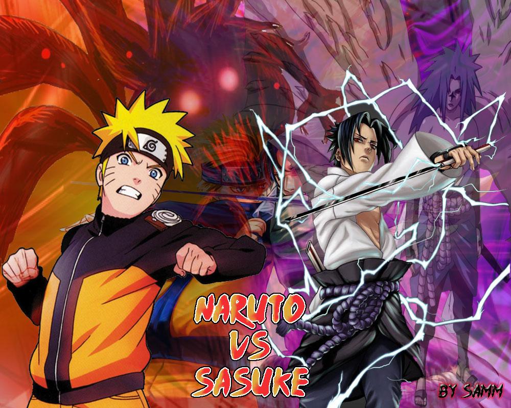 Misiones de Kushina Uchiha - Página 3 Naruto-vs-sasuke