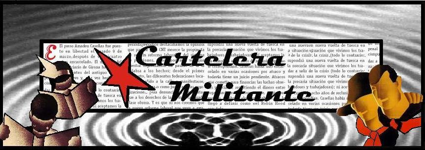 Cartelera Militante - Murcia