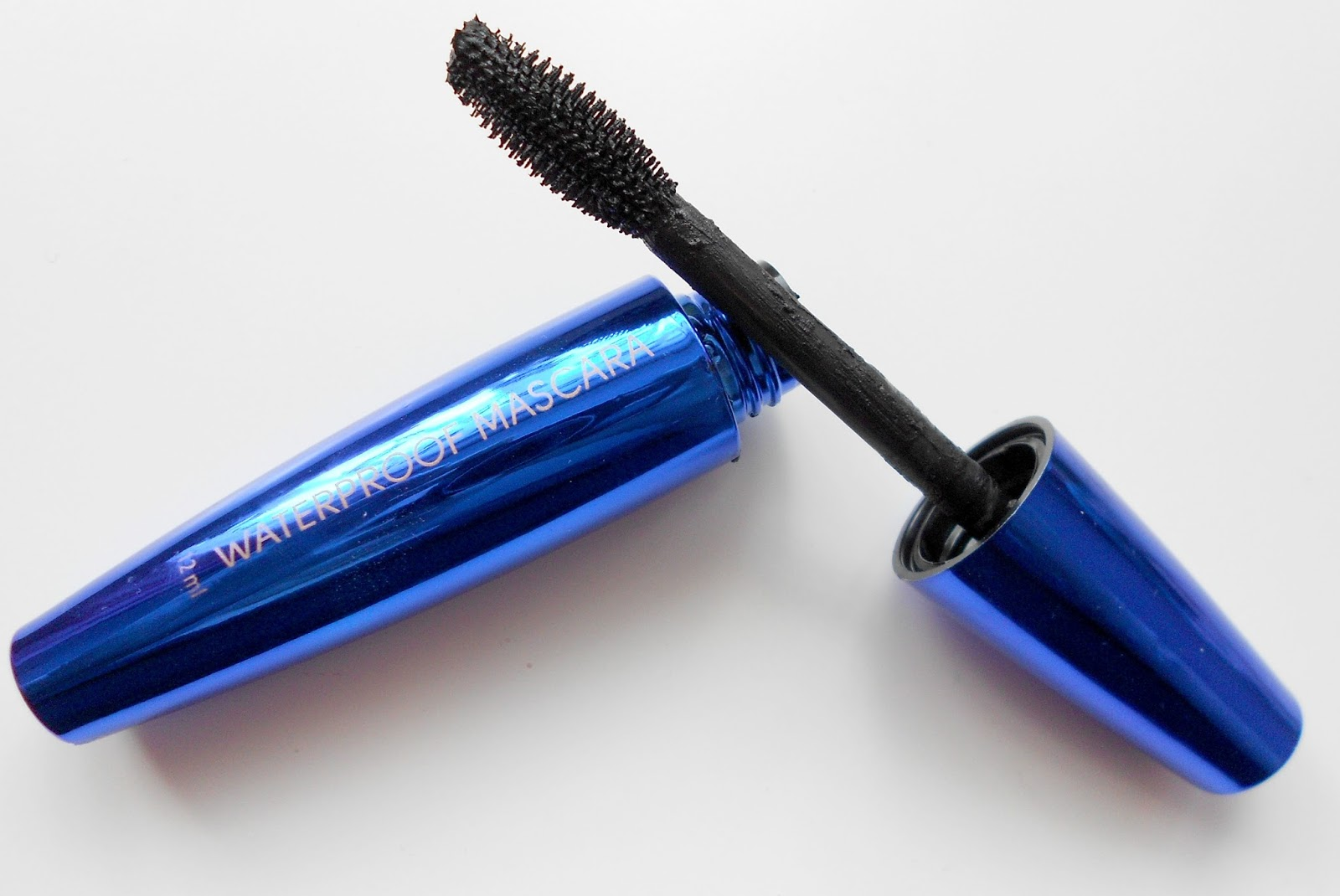 primark waterproof mascara review