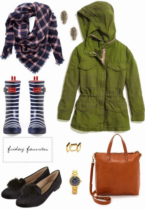 favorite fall items