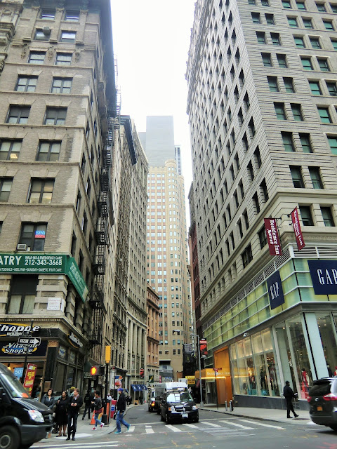 Financial district -manhattan