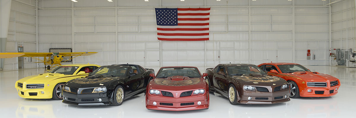 BSI News: Muscle Cars Rely on the Strength of BSI Adhesives – Of Course!
