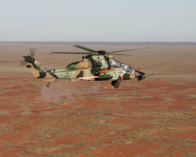 Tiger Armed Reconnaissance Helicopter