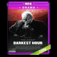 Las horas más oscuras (2017) WEB-DL 720p Audio Dual