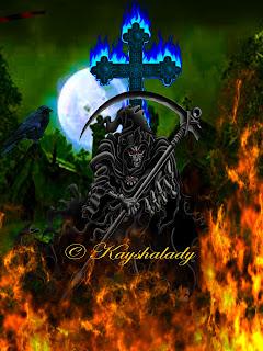 grim reaper, hell, fantasy backgrounds, dark art designs, fantasy art