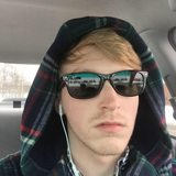 Garrett Lucas (assistant to Love Psychic DJ Ownbey)