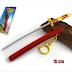 Pedang Zoro Merah