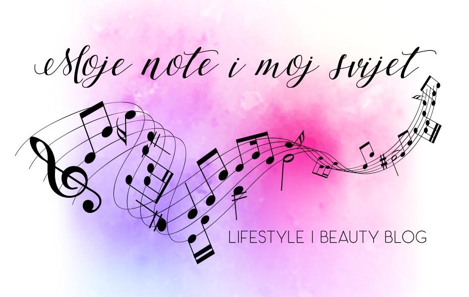 Moje note i moj svijet