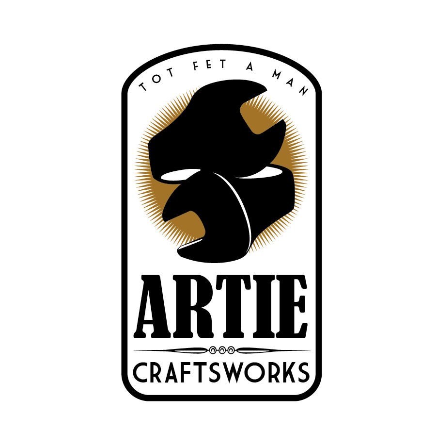 Artie Crafts Works - Tot fet a man