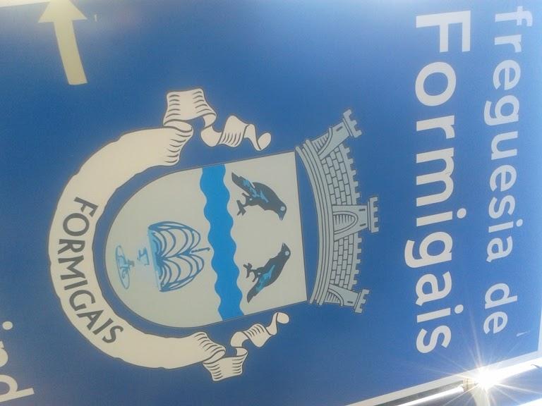 Placa Freguesia de Formigais