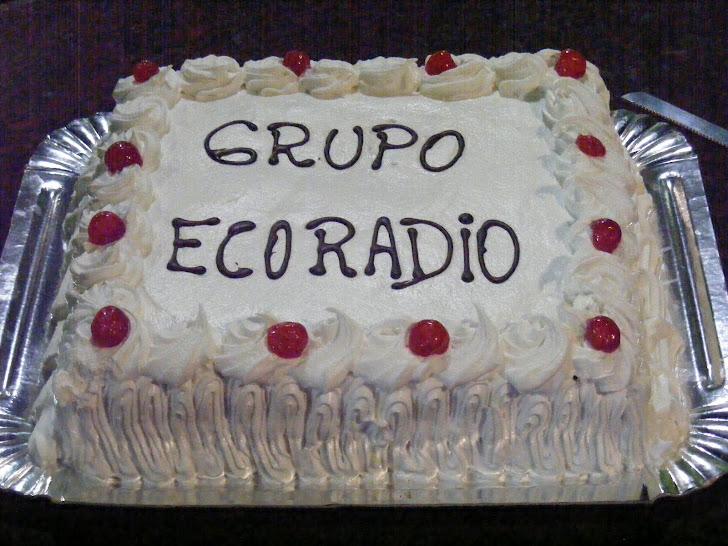 10º Aniversario del Grupo ECO RADIO
