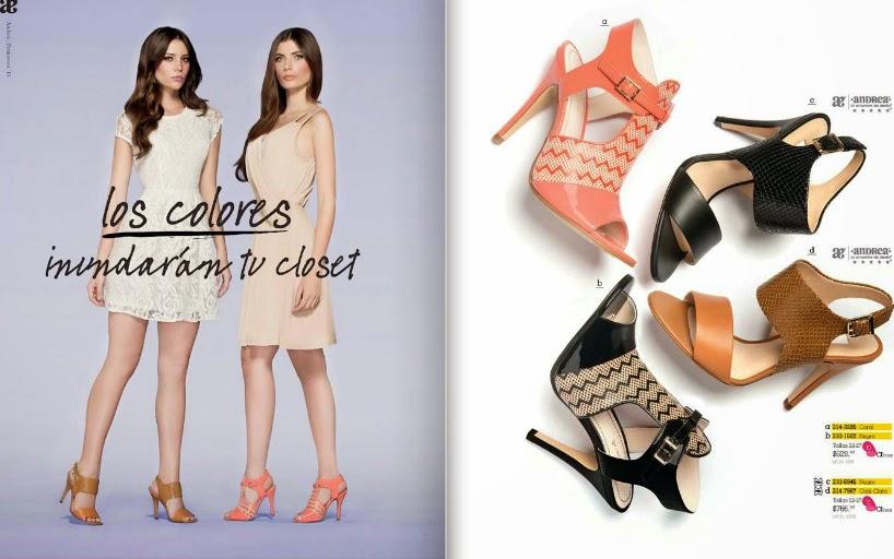 imagenes de zapatos andrea - Andrea