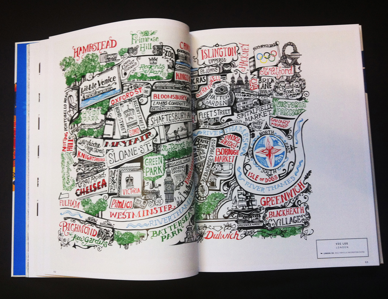 Illustration illustrators agents reps in london new york paris vic lee is proud to be part of this scrumptious book entitled a map of the world the world according to illustrators and storytellers gumiabroncs Choice Image