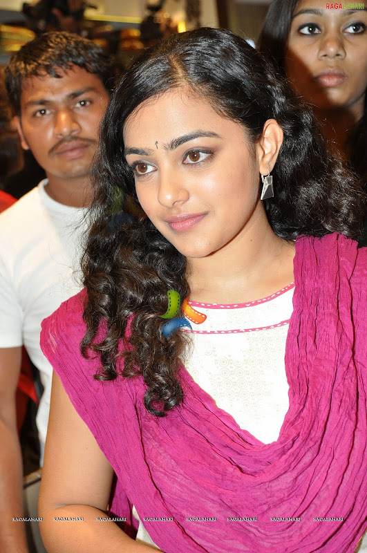 Nithya Menonsexy photoshoothot south Indian actress in cute exposuresHQ gallery hot photos