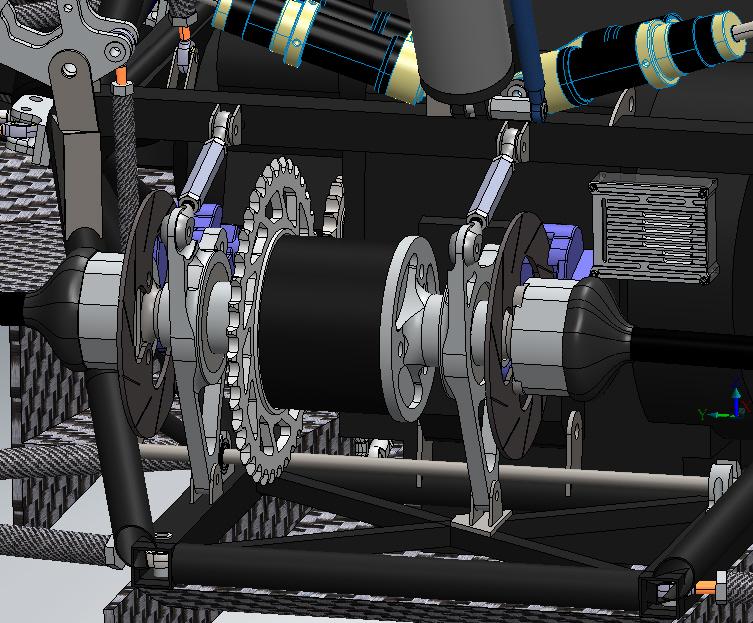 Duke University Motorsports Machining And Drivetrain