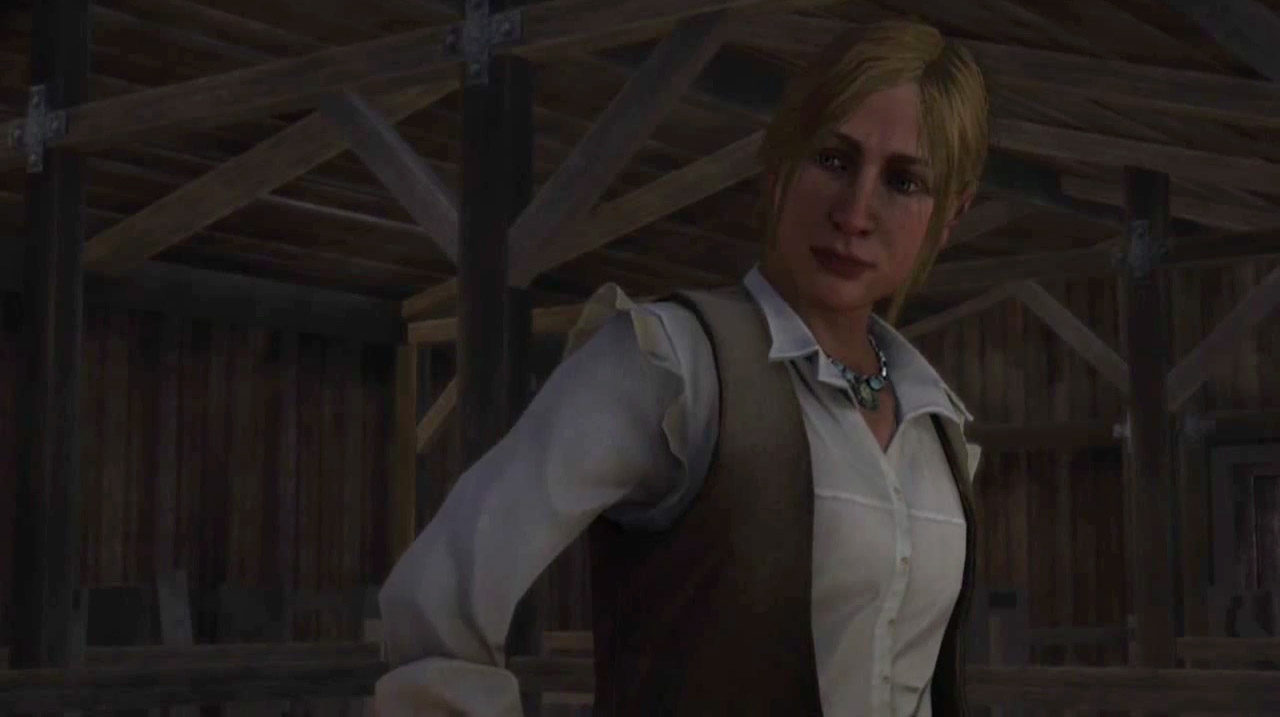 Bonnie McFarlanes brother will most likely cameo in RDR2