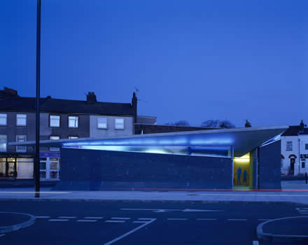 Design Ideas Public Toilet Design Gravesend Kent UK NRAP Architects
