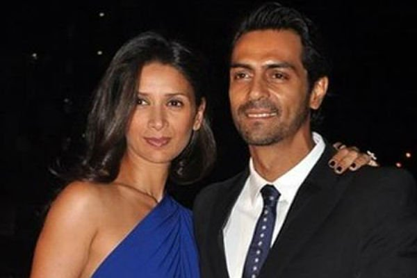 Arjun Rampal and family