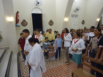 7ª Noite de Trezena em Honra a Santo Antônio dos Pobres em Rafael Godeiro - RN