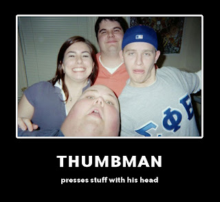 thumban thumb head