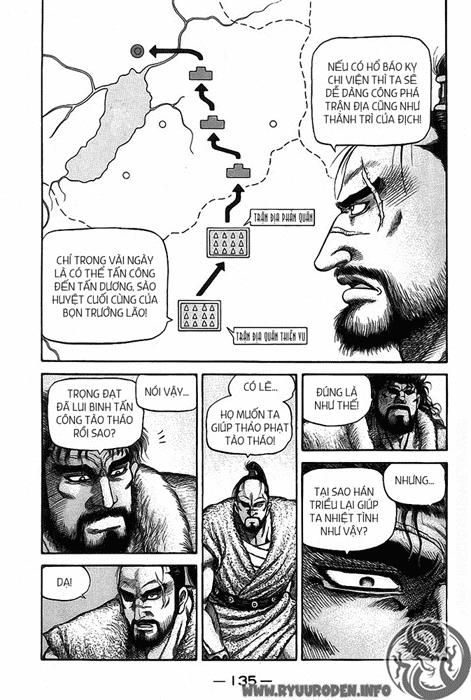 Chú Bé Rồng - Ryuuroden chap 121 - Trang 3