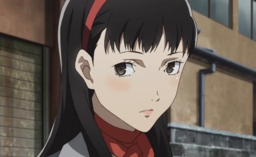 Persona 4 The Golden Animation Episode 8 Subtitle Indonesia