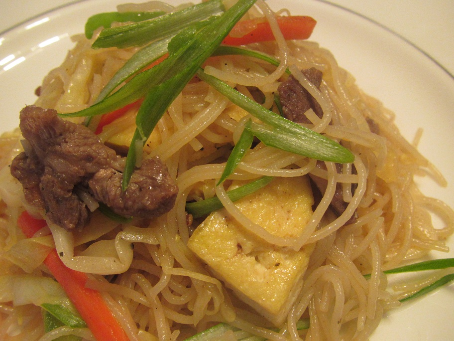 Easy Fried Vermicelli