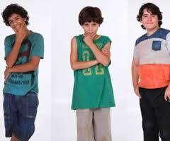 Música dos meninos em Chiquititas