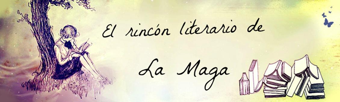 El rincón literario de La Maga.