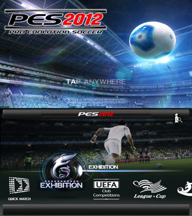 Pes 2011 Android Кеш