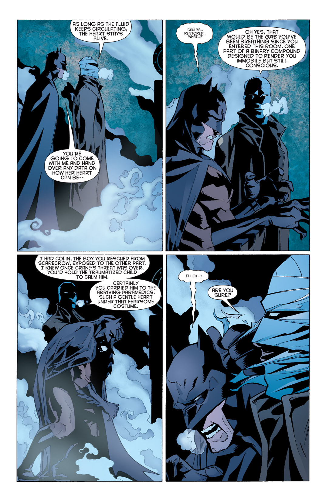 Detective Comics (1937) Issue #849 Page 20