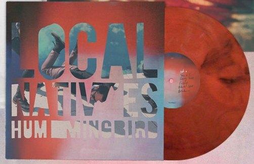 Hail Satan Records Local Natives Hummingbird Deluxe