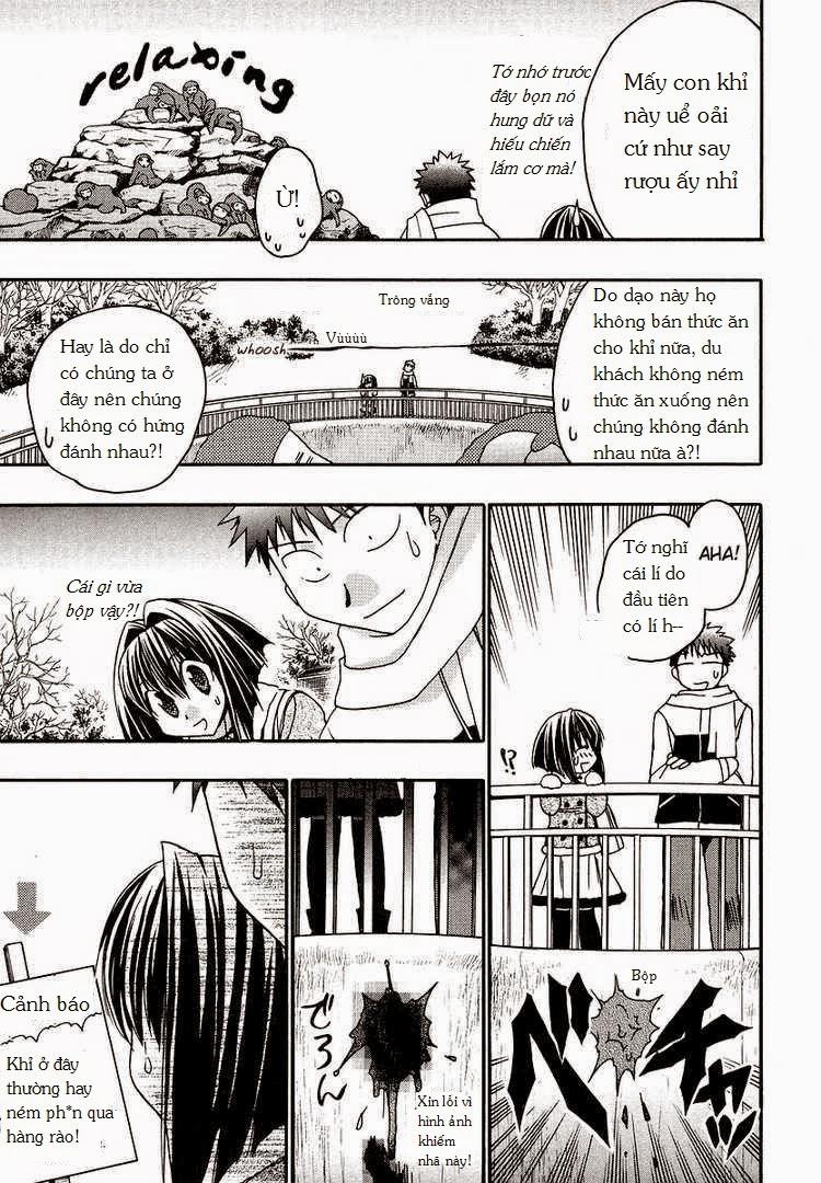 Karin - Chibi Vampire Chap 35 - Next Chap 36