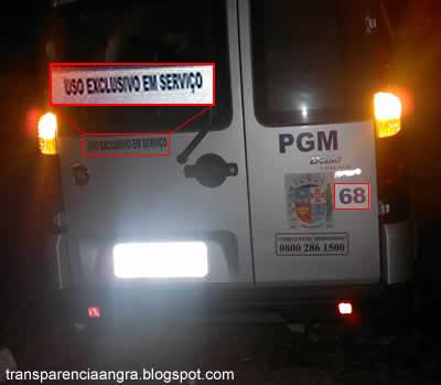 PGM - Improbidade administrativa