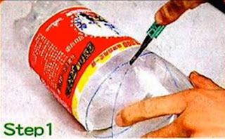 Experimentos Caseros trampa mosquitos botella