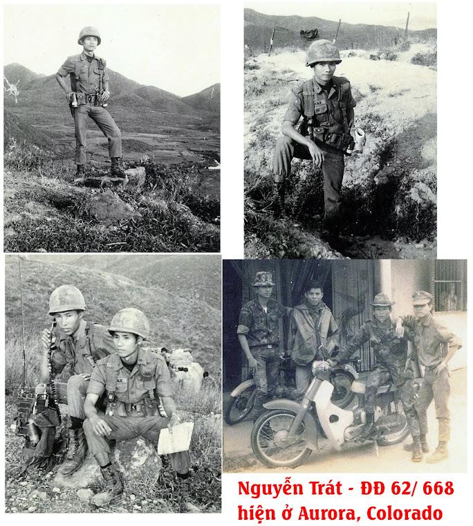 Nguyễn Trát - Đại Đội 62/ Khóa 6/68