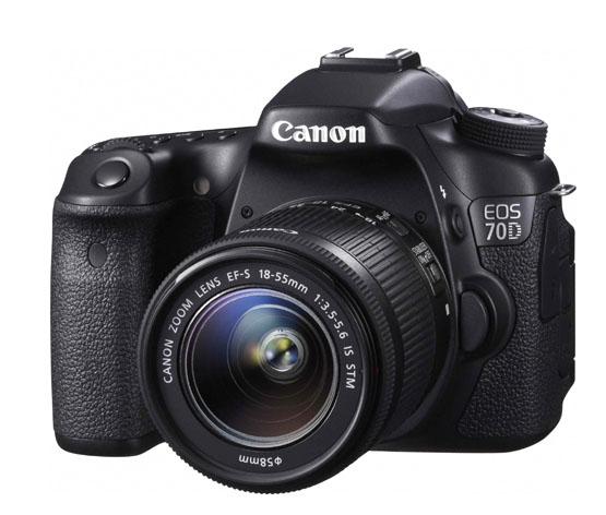 Canon-presenta- nueva-poderosa-cámara-digital-SLR 70D