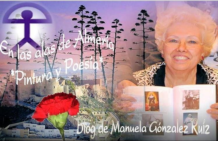 Manuela González Ruiz. Escritora y pintora