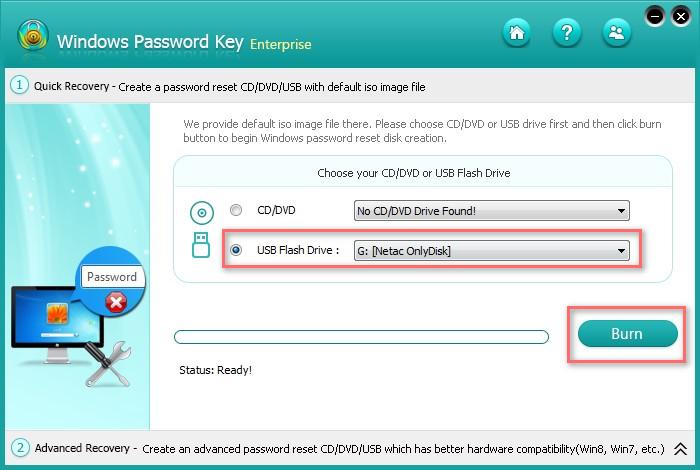 Reset Windows 8 | 7 | Vista | XP Password