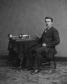 Biografi Thomas Alva Edison