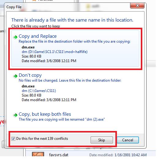 Download Half Life 1.1 Full giống CF