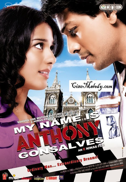 My Name Is Anthony Gonsalves  2008