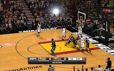 NBA 2K13 ESPN 2013 Scoreboard Patch